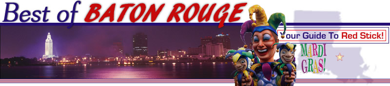 Happy New Year.   Mardi Gras is coming Baton Rouge!
