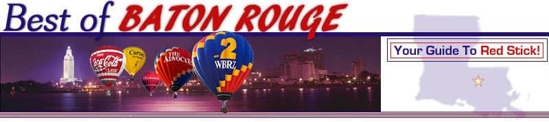 Balloon Festival Time In Baton Rouge