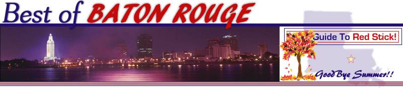Fall in Baton Rouge