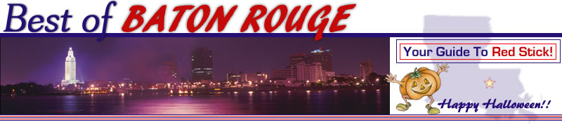Halloween in Baton Rouge