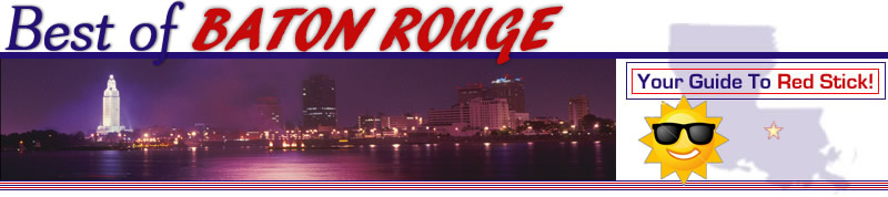 Summer in Baton Rouge Louisiana