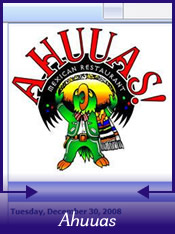 Ahuuas Mexican Restaurant Keeps Getting Better