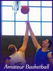 Baton Rouge Amateur Basketball Association(BREC)