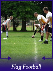 BREC Men's Flag Football League