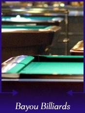 Bayou Billiards