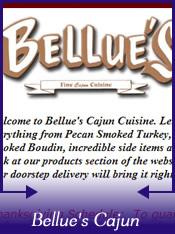 Bellue's Cajun Cuisine