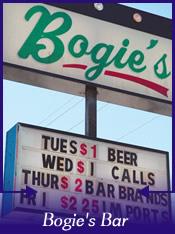 Bogies Bar