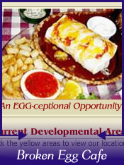 Broken Egg Cafe Baton Rouge Menu
