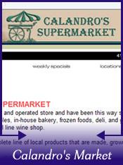 Calandro's Supermarket