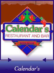 Calendar's Restaurant And Bar