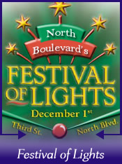 Baton Rouge Festival of Lights