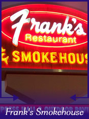 Franks Smokehouse and Restaurant