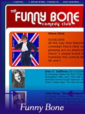 Funny Bone Comedy Club