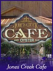 Jones Creek Cafe