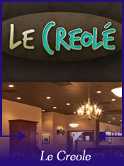 Le Creole Baton Rouge