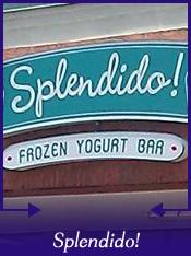 Splendido Frozen Yogurt Baton Rouge
