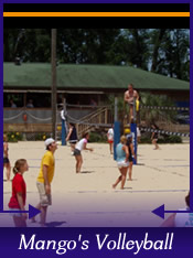 Mango's Beach Volleyball