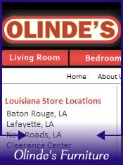 Olinde's Furniture