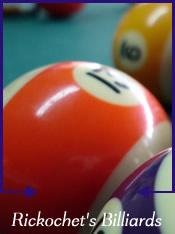 Rickochet Billiards