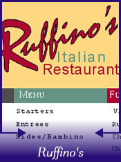 I Had Ruffino's Prime Rib Steak